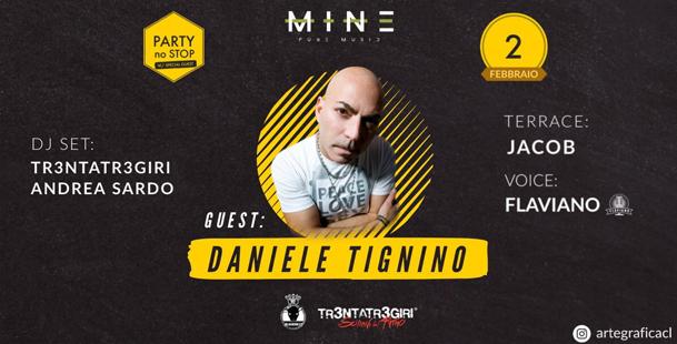 Party No STOP w/ Daniele Tignino