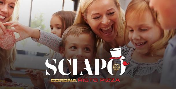 Pizza Gratis*   Sciapò Risto-Pizza