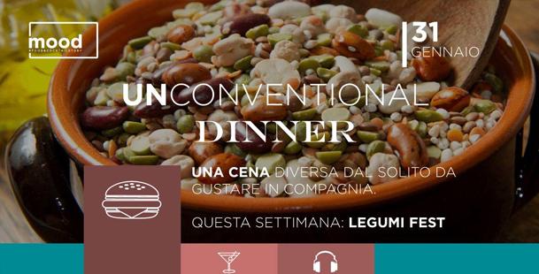 Un_Conventional Dinner • Legumi Fest Edition