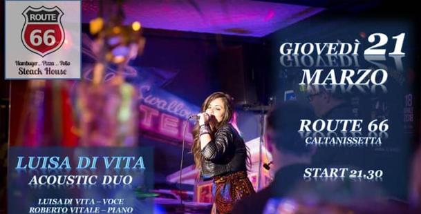 Luisa di Vita in Concert