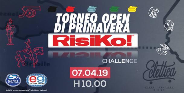 Torneo Open di Primavera Risiko Challenge