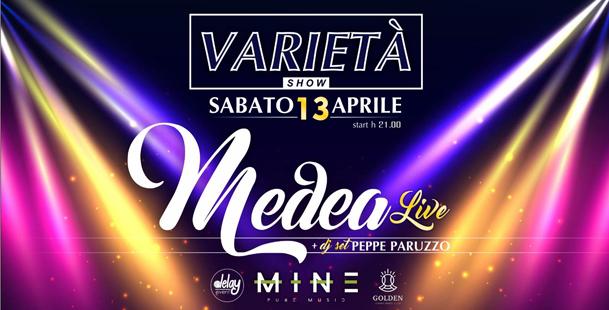 Varieta' Show - MEDEA Live
