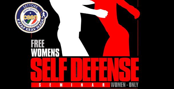 Seminario Women's Self Defense