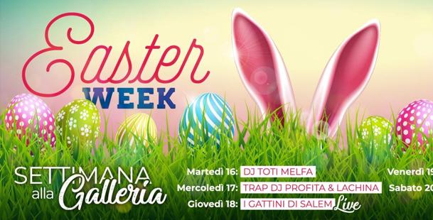 Easter Week Settimana Alla Galleria