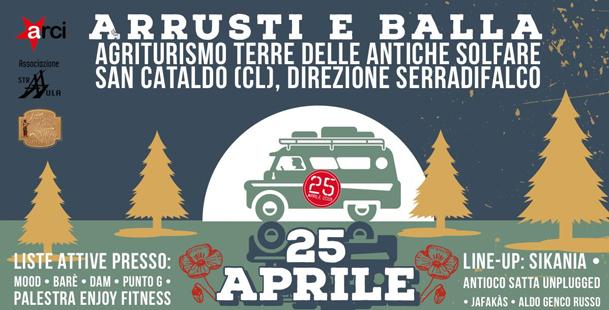 #25Aprile ARRUSTI E BALLA