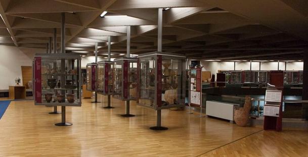 Visita guidata al Museo Archeologico di Caltanissetta
