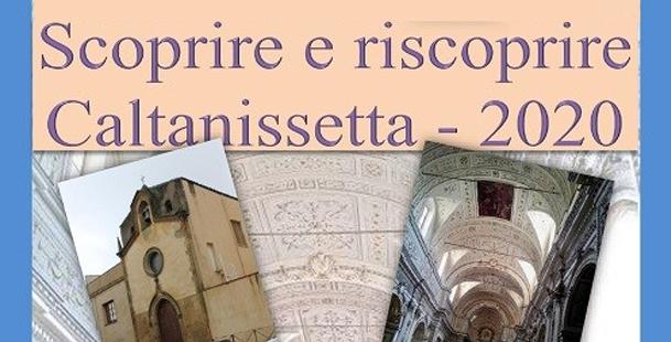 Scoprire e riscoprire Caltanissetta 2019