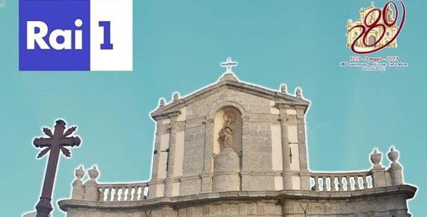 Santa Messa su Rai 1 - Chiesa Madre San Cataldo