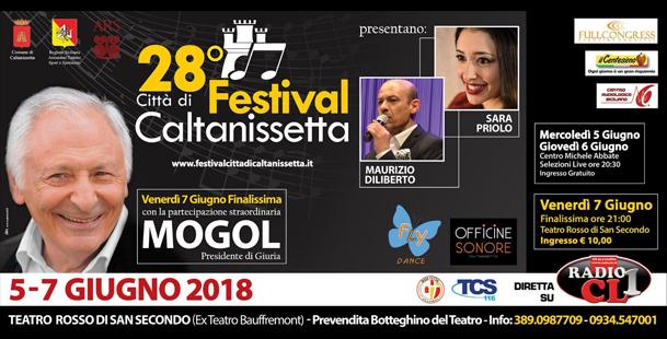 28° Festival Citta' Di Caltanissetta