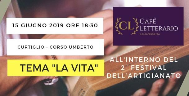 Café Letterario - Incontriamoci Davanti Un Libro
