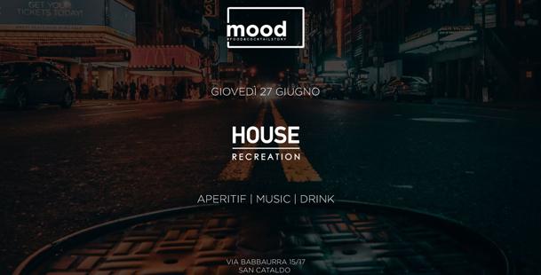 HouseRecreation • Drum