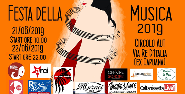 Festa della Musica 2019 #CapuanaInMusica