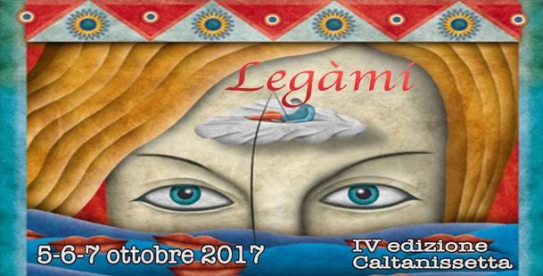 Legàmi, il festival della letteratura di Caltanissetta