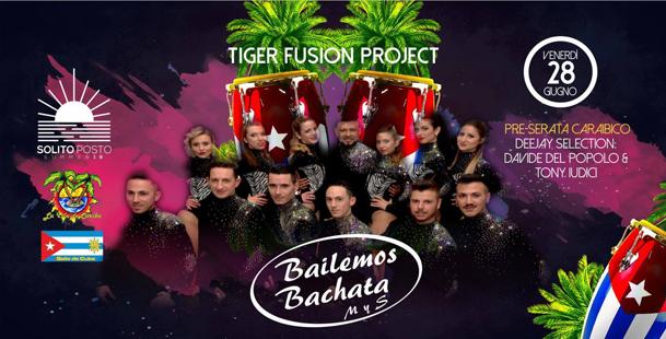 Guest:Tiger Fusion Project ▼ Il Solito Posto