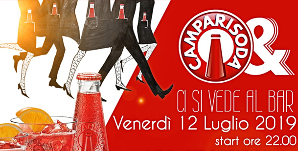 Campari Live Dj Rotation - Ci Si Vede Al Bar