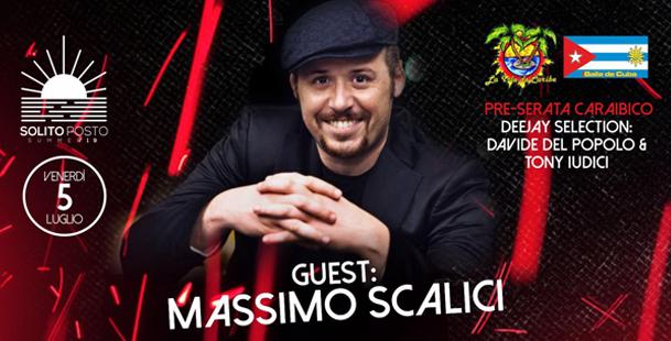 Guest: Massimo Scalici ▼ IL Solito Posto