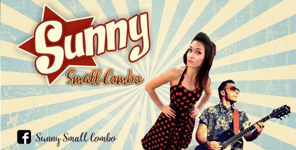 Sunny Small Combo Live at Hangar 01
