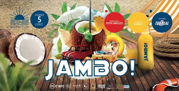 JAMBO is HERE ▼ IL Solito Posto ▼