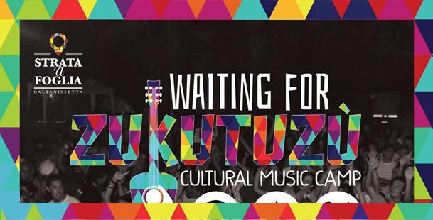 Waiting for Zukutuzù @Strata 'a Foglia