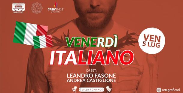 Dj Set: Leandro Fasone & Andrea Castiglione ★ VR