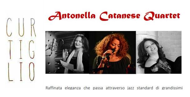 Antonella Catanese quartet@Curtiglio
