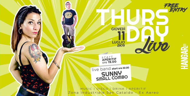 Thursday Live | Gio 11 Lug // Rockabillyl Live • Free Entry