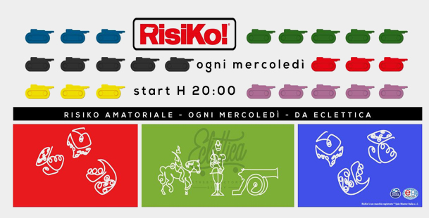 RisiKo! time at Street Factory Eclettica