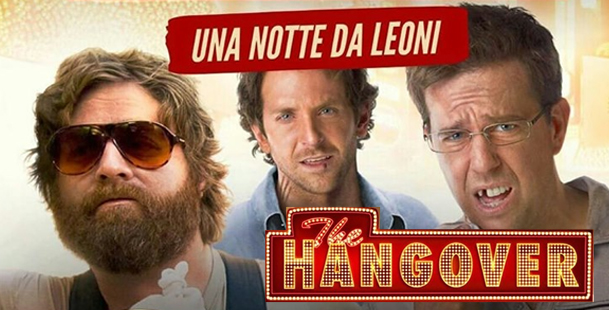The Hangover - Villa Romano