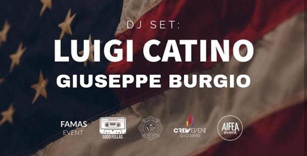 American's Party - DJ: Luigi Catino VR