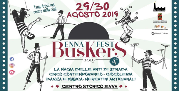 Enna Buskers Fest