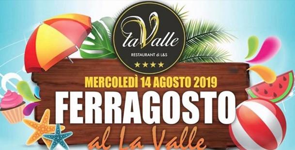 Ferragosto - Hotel La Valle