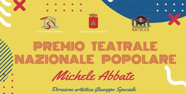 Teatro Popolare - Premio teatrale nazionale Michele Abbate