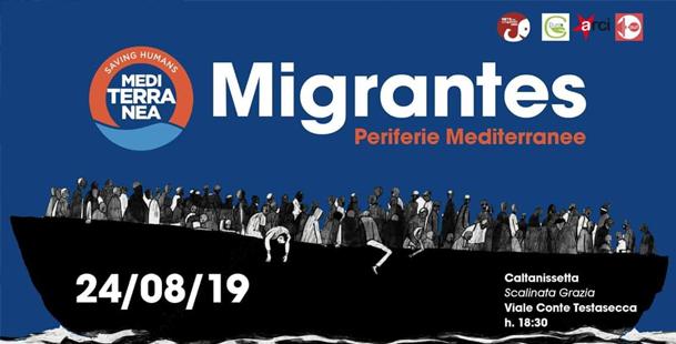 Periferie Mediterranee: la migrazione (d)a Caltanissetta