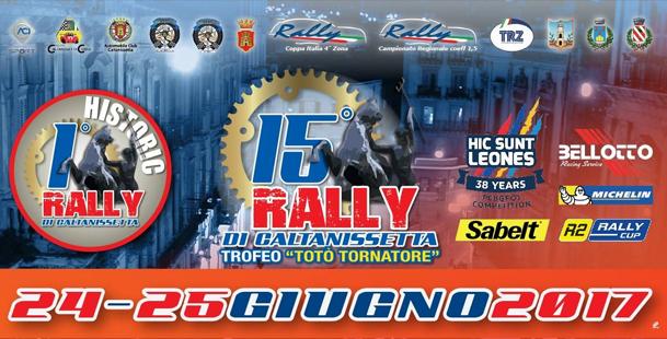 15° Rally di Caltanissetta