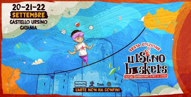 Ursino Buskers - Festival internazionale di arti di strada