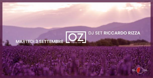 Dj Set Riccardo Rizza - OZeta