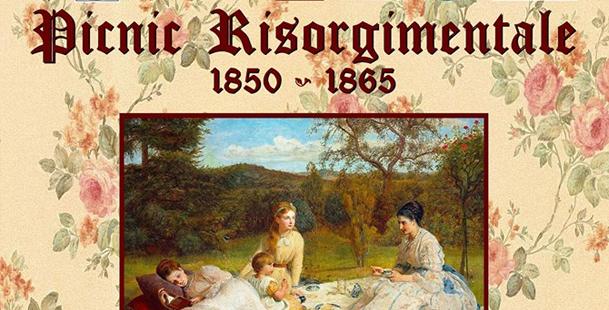 Picnic Risorgimentale - 1850 * 1865