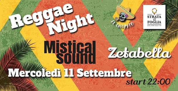 Reggae Night @El Chupito