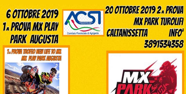 1' Trofeo New Life to MX / Cross Country