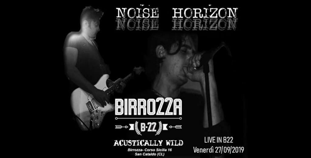 Live B22 Noise Horizon