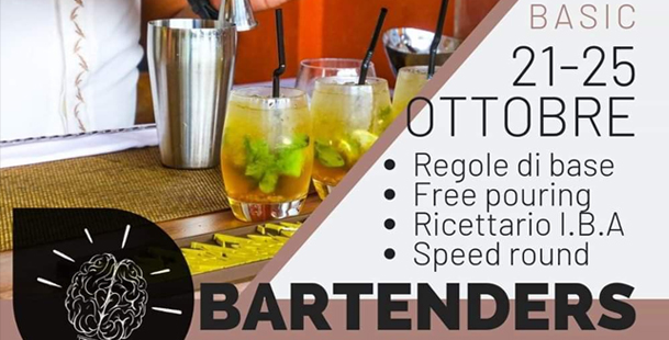 Basic Bartending - @bartendersmind