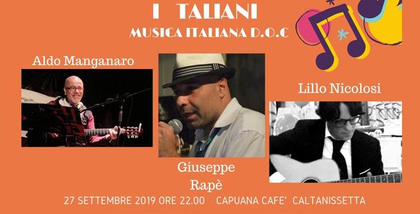 I Taliani (Musicaitaliana D.O.C)