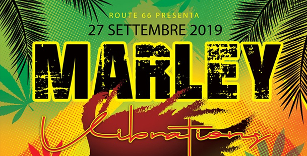 Bob Marley Tribut Band @Route66