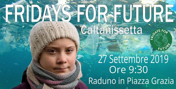 Fridays for Future Caltanissetta