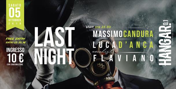 Last Night |   DjSet + Disco