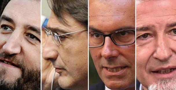 Caltanissetta: Incontro  con i candidati a Presidente della Regione