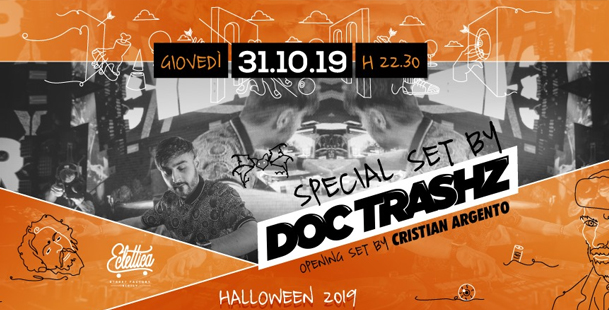 Halloween Masquerade Party Night at Street Factory Eclettica