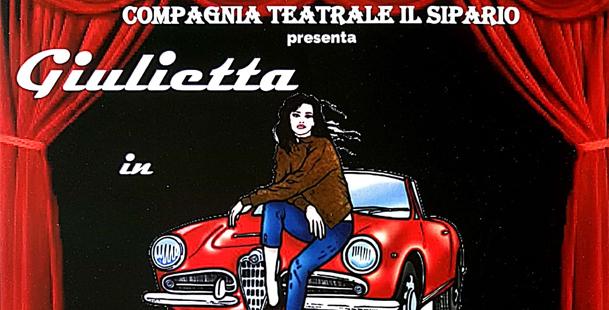 Commedia Teatrale: Giulietta in Alfa Romeo