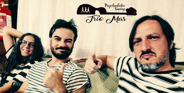 Trio Mas Live at Mine Pure Music