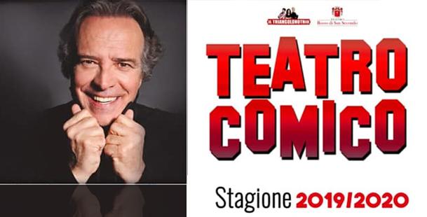 Enrico Montesano - Teatro Rosso Di San Secondo